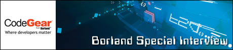 Borland Special Interview