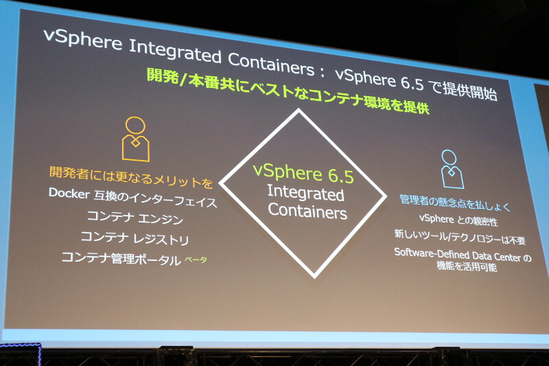 vSphere Integrated Containerの解説