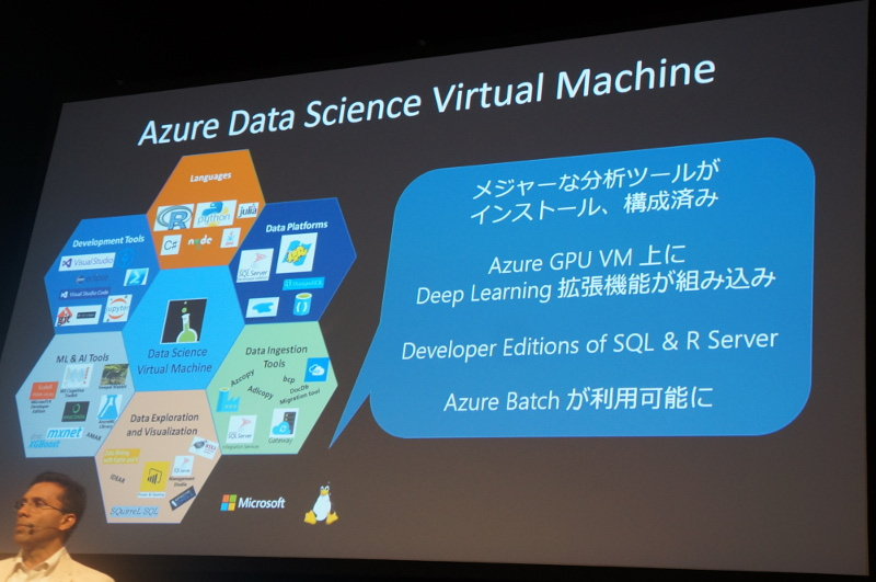 データサイエンス仮想マシン(Azure Data Science Virtual Machine:DSVM)
