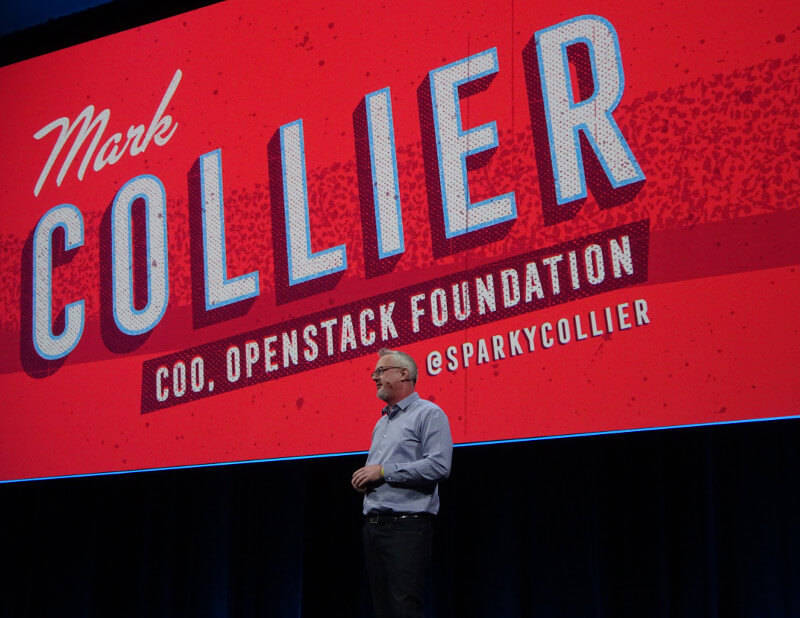 OpenStack Foundation、COOのマーク・コリアー氏