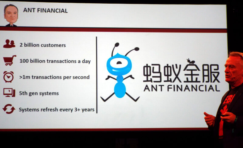 Ant Financialの紹介