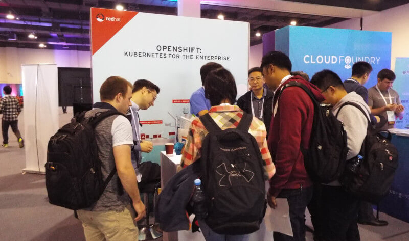 Red HatのOpenShiftとCloud Foundryはお隣同士