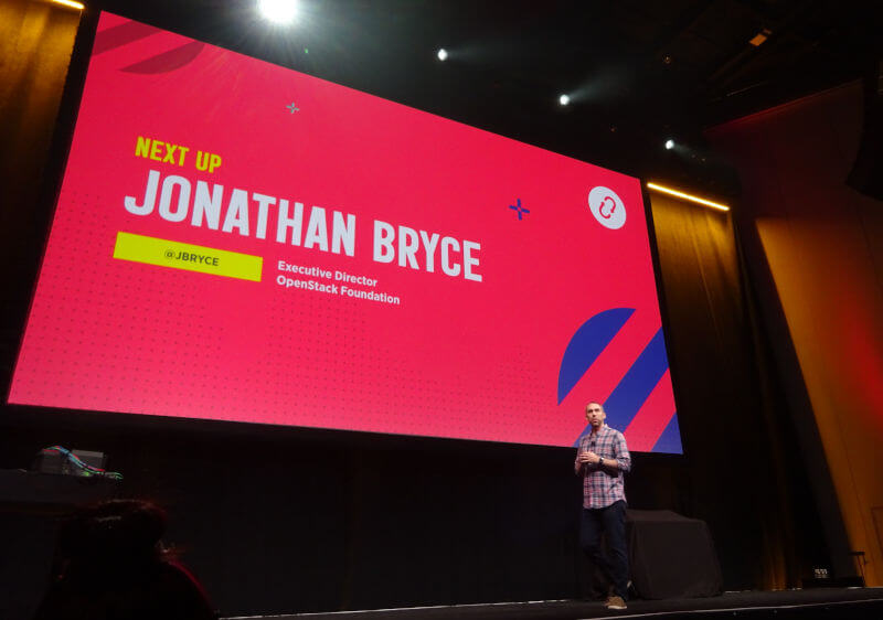 OpenStack FoundationのExecutive Director、Jonathan Bryce氏