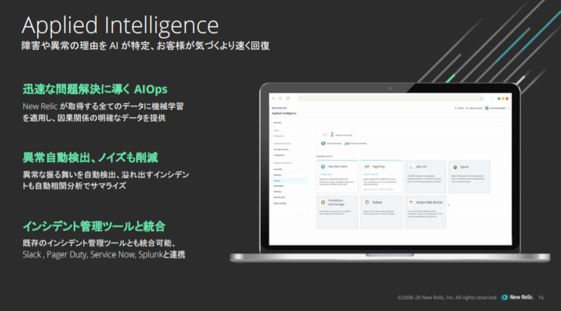 Applied Intelligenceの概要